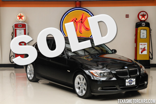 2007 BMW 335i This Carfax 1-Owner accident-free 2007 BMW 335i is in great shape with only 76 833