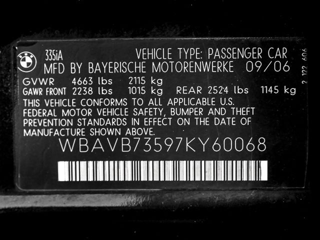 2007 BMW 335i Burbank, CA 25