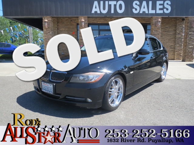 2007 BMW 335i The CARFAX Buy Back Guarantee that comes with this vehicle means that you can buy wi