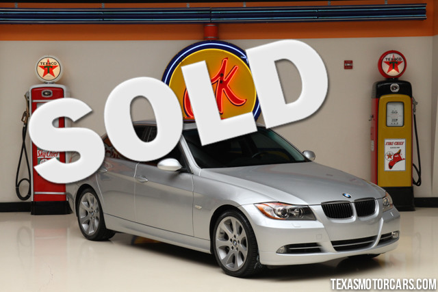 2007 BMW 335xi Financing is available with rates as low as 29 wac Get pre-approved in no time