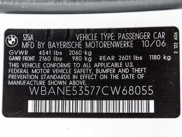 2007 BMW 525i Burbank, CA 10