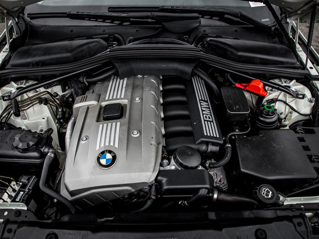 2007 BMW 525i Burbank, CA 13