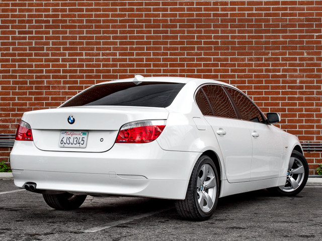 2007 BMW 525i Burbank, CA 3
