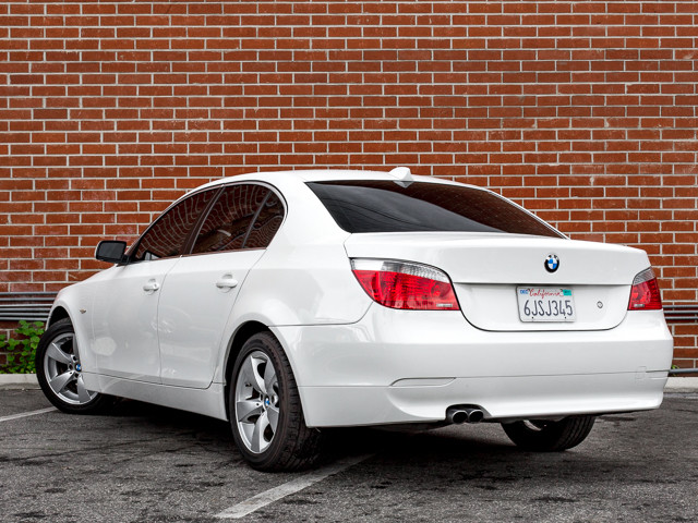2007 BMW 525i Burbank, CA 4