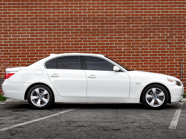 2007 BMW 525i Burbank, CA 5