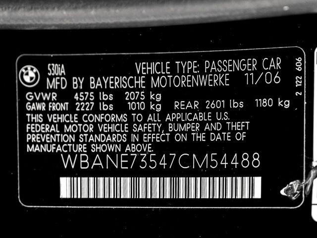 2007 BMW 530i Burbank, CA 24