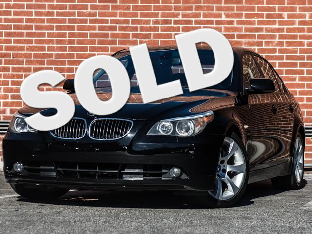 2007 BMW 550i Burbank, CA 0