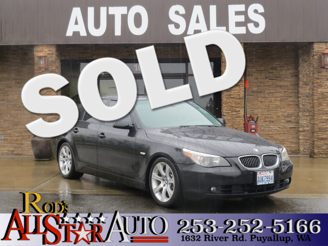 2007 BMW 550i The CARFAX Buy Back Guarantee that comes with this vehicle means that you can buy wi