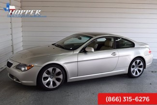 2007 BMW 6 Series in McKinney, Texas