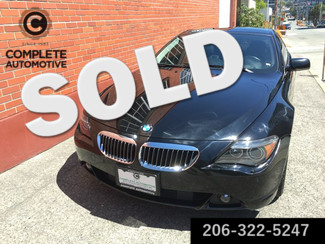 2007 BMW 650i Coupe Only 69,000 Miles Sport Pkg