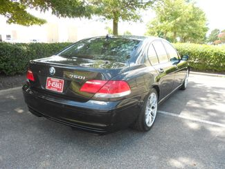2007 BMW 750I Memphis, Tennessee 37