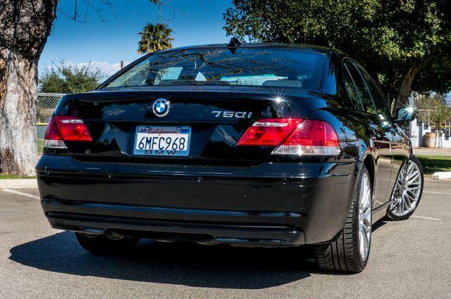 2007 BMW 750i Reseda, CA 7