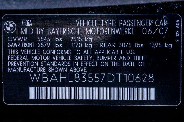 2007 BMW 750i Reseda, CA 46