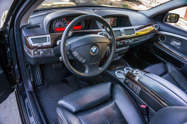 2007 BMW 750i Reseda, CA 14