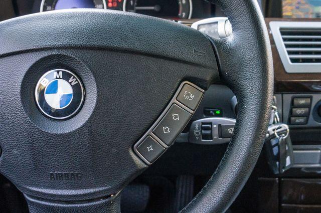 2007 BMW 750i Reseda, CA 20