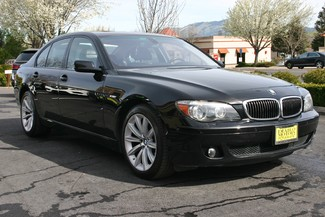 2007 BMW 750i with Premium, Navigation and Shadowline in San Ramon, California