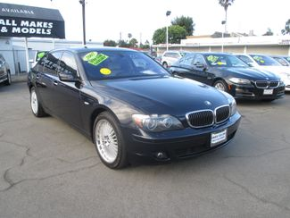 2007 BMW 750Li Luxury Sport Costa Mesa, California 2