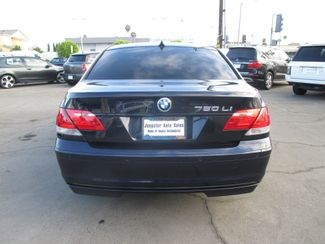 2007 BMW 750Li Luxury Sport Costa Mesa, California 4