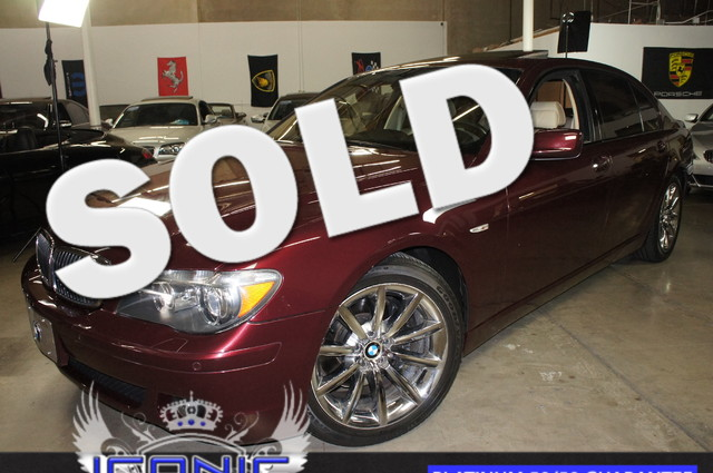 This 2007 BMW 750Li Sport is a Iconic Motors Featured Car