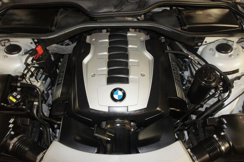 2007 BMW 750Li Sport