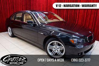 2007 BMW 760Li  | Daytona Beach, FL | Spanos Motors-[ 2 ]