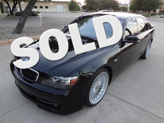 2007 BMW ALPINA B7 Austin , Texas