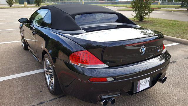 2007 BMW M Models M6 Arlington, Texas 0