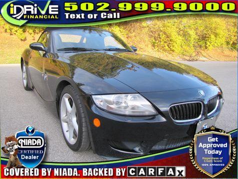 2007 BMW M Models Roadster 2D   Louisville, Kentucky   iDrive Financial in Louisville, Kentucky