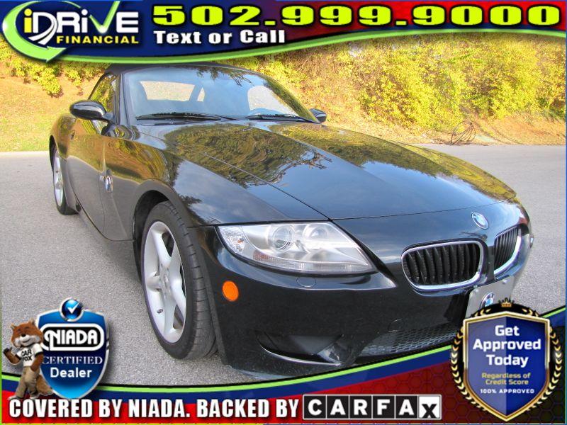 2007 BMW M Models Roadster 2D   Louisville, Kentucky   iDrive Financial in Louisville Kentucky