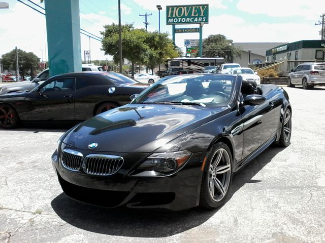 2007 BMW M Models M6 San Antonio, Texas 2