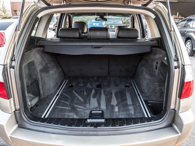 2007 BMW X3 3.0si Burbank, CA 31