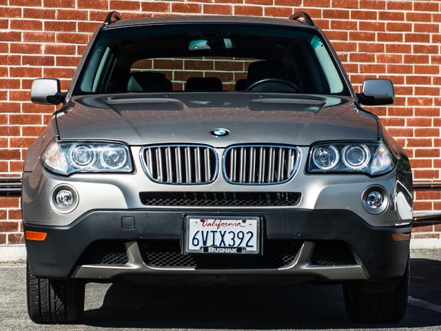 2007 BMW X3 3.0si Burbank, CA 1