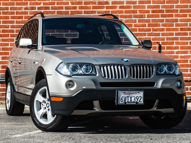 2007 BMW X3 3.0si Burbank, CA 2