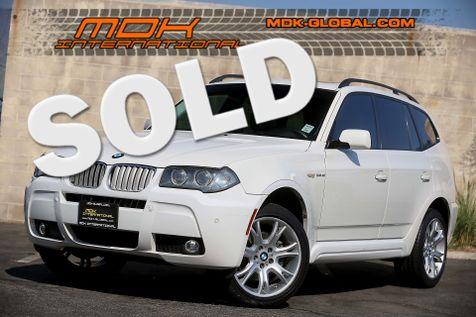 2007 BMW X3 3.0si - M Sport - Navi - Premium in Los Angeles