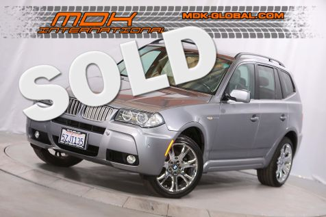 2007 BMW X3 3.0si - M Sport - Xenon - Navigation in Los Angeles