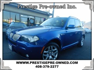 2007 BMW X3 3.0si   in Campbell CA