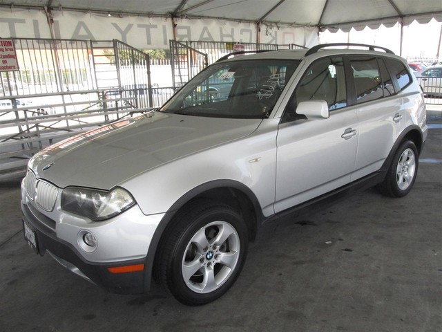 2007 BMW X3 30si Please call or e-mail to check availability All of our vehicles are available