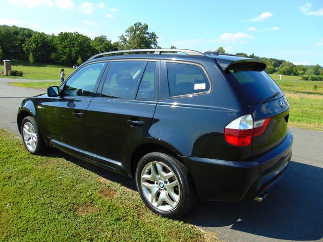 2007 BMW X3 3.0si AWD Leesburg, Virginia 2