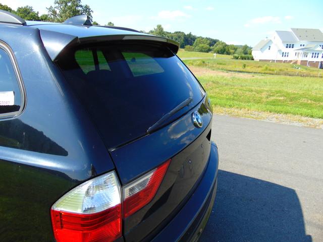 2007 BMW X3 3.0si AWD Leesburg, Virginia 9