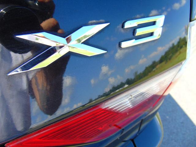 2007 BMW X3 3.0si AWD Leesburg, Virginia 12
