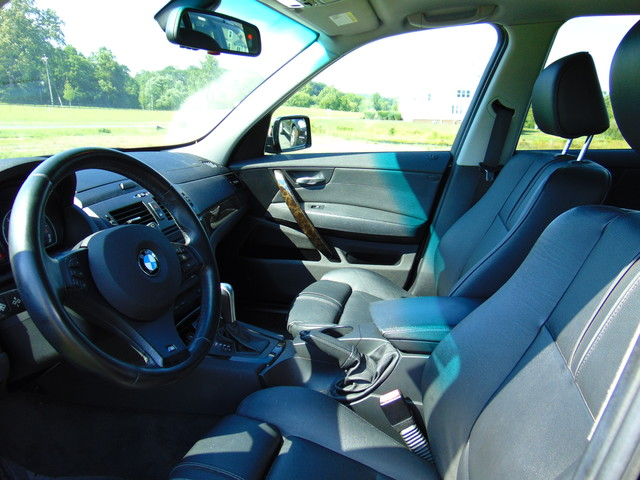 2007 BMW X3 3.0si AWD Leesburg, Virginia 14