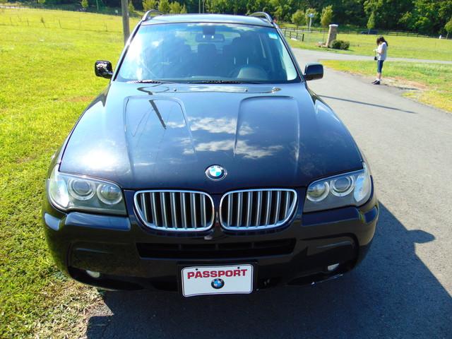2007 BMW X3 3.0si AWD Leesburg, Virginia 10