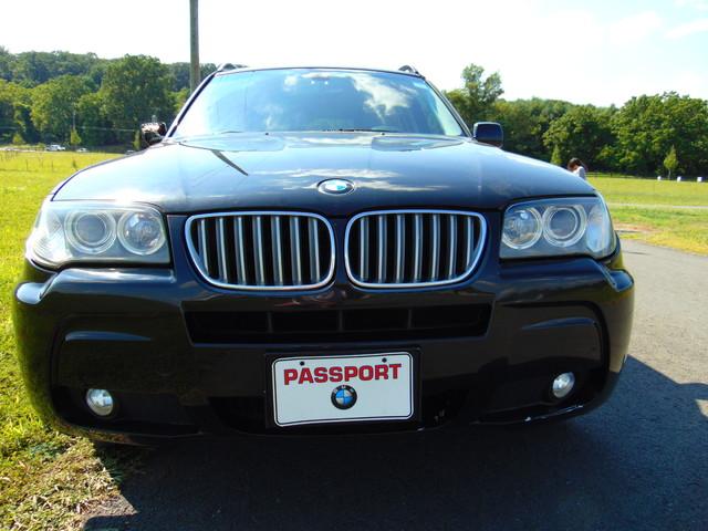 2007 BMW X3 3.0si AWD Leesburg, Virginia 5