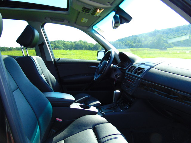 2007 BMW X3 3.0si AWD Leesburg, Virginia 36