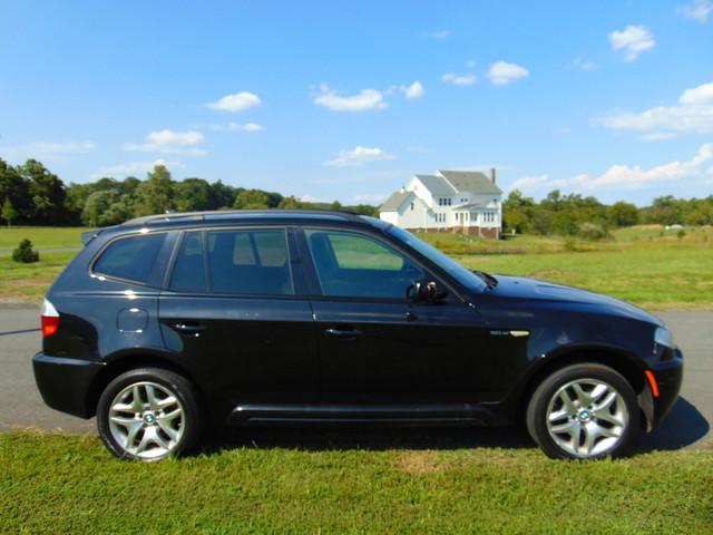 2007 BMW X3 3.0si AWD Leesburg, Virginia 3