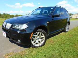 2007 BMW X3 3.0si AWD Leesburg, Virginia