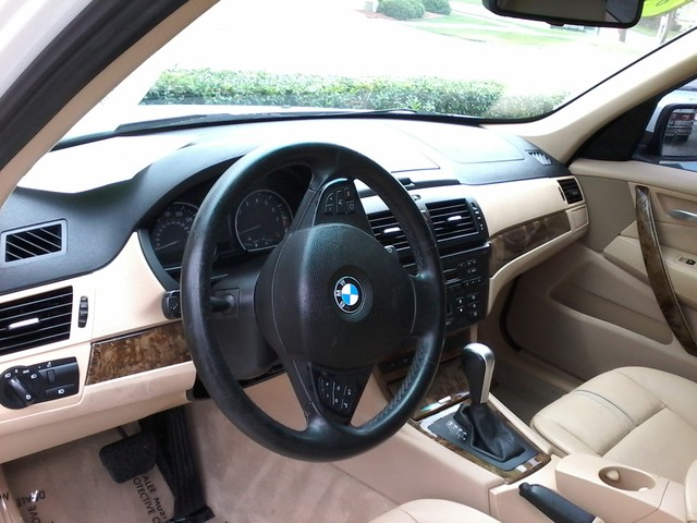 2007 BMW X3 3.0si AWD , PANO ROOF San Antonio, Texas 17