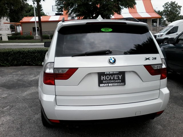 2007 BMW X3 3.0si AWD , PANO ROOF San Antonio, Texas 6