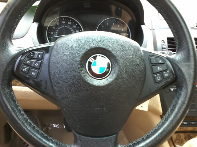 2007 BMW X3 3.0si AWD , PANO ROOF San Antonio, Texas 16