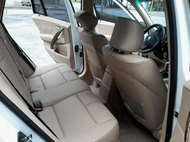 2007 BMW X3 3.0si AWD , PANO ROOF San Antonio, Texas 12